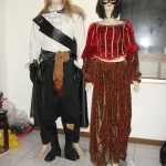 KING PHILIPS & PARTNER, THE MUSKETEERS, CARNIVAL